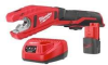 MILWAUKEE M12 Copper Tubing Cutter -- Model# 2471-21