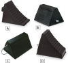Recycled Rubber Chocks -- 7500500 - Image
