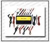 Deluxe ElectronicTest Lead Kit -- Fluke TL81A