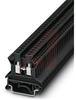 UK 2.5 N Black IEC Screw Clamp TerminalBlock - 30-12 AWG -- 70169346