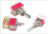 Miniature Toggle Switch -- 2M Series