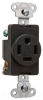 Duplex/Single Receptacle -- 3820 - Image