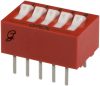 DIP Switches -- GH7171-ND -Image