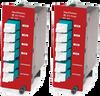 Modular 4 Channel CWDM Multiplexer/Demultiplexer