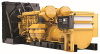 Land Production Generator Sets 3516B with Dynamic Gas Blending -- 18457801 - Image