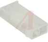 Connector, Soft Shell; Nylon; Natural; Wire-to-Wire and Wire-to-Board; 2 -- 70083366 - Image