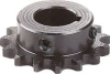 SINGLE STRAND FIXED BORE SPROCKET ANSI # 50 -- IBI467137