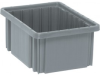 Bins & Systems - Dividable Grid Containers (DG Series) - Containers - DG91050 - Image
