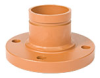 Adapter 150 Lbs., Groove x Flange - Image