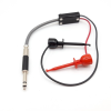 Bantam Plug to XM Micro-Hook, Test Cable -- 2620XM