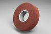 3M Scotch-Brite MF-WL Convolute Aluminum Oxide Medium Deburring Wheel - Coarse Grade - Arbor Attachment - 12 in Diameter - 5 in Center Hole - Thickness 3 in - 08902 -- 048011-08902 - Image