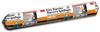 3M 1000 NS Firestop Sealant - Gray Paste 20 fl oz Sausage Pack - 18790 -- 051115-18790 - Image