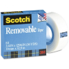 Removable Tape, 3/4