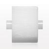 Roller Clamp Wheel, White; for 140221 -- 140222 -Image