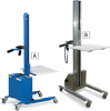 VESTIL Battery-Powered Quick Lifts -- 7116600