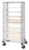 Wire Shelving - Carts - Trays & Carts - Tray Carts - TC-39