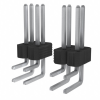 Rectangular Connectors - Headers, Male Pins -- 68022-438HLF-ND -Image