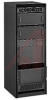 Black Texture Economizer Cabinet Rack, 70