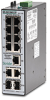 Industrial Managed 10 port Ethernet Switch -- SE-SW10MG-2P - Image