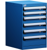 Stationary Compact Cabinet with Partitions -- L3ABD-2825B -Image