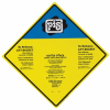 Sign for PIG Spill Kit in Bucket -- SGN233