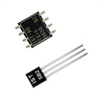 High Precision, Longterm Stable Temperature Sensor IC -- 501 TO92 - Image