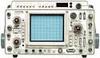 250 MHz, Dual-Trace Oscilloscope -- Tektronix 475A