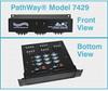 5-Channel DB9/RJ45 Cat5e A/B Switch -- Model 7429