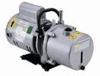 Direct-drive rotary vane vacuum pump, dual stage, 1.3 cfm, 115 VAC -- GO-79300-20 - Image
