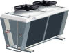 Air Cooled Liquid Coolers -- Alfa-V Single Row VDM - Image
