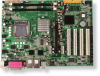ATX Pentium D LGA775 Processor Industrial Motherboard -- CEX-i9450 - Image