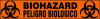 Biohazard Warning Tape,165 ft. -- 8ACM2 - Image
