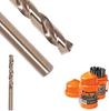 SST+ 135° Jobbers, Fractional for High Tensile Steel -Image
