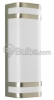Acrylic Wall Sconce Light Fixture -- P5806-09