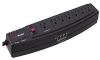 CyberPower Surge Protector 750 - Surge suppressor - AC 110/1 -- 750