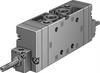 MFH-5/3E-3/8-B Solenoid valve -- 19708-Image
