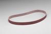 3M 341D Coated Aluminum Oxide Sanding Belt - 36 Grit - 1 in Width x 42 in Length - 26614 -- 051144-26614