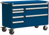 Heavy-Duty Mobile Cabinet (Multi-Drawers) -- R5GJG-3005 -Image