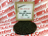 DAIDO CORP TRC40-MD ( ROLLER CHAIN 1/2INX 10IN STEEL ) -Image