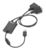 SIIG 2-Port USB to RS-232 Serial Adapter Cable -- KM3706