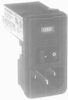 POWER ENTRY MODULE, PLUG, 10A -- 57K6669
