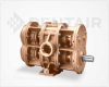Edwards Series Rotary Gear Pump -- Model 150