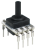 TruStability™ SSC Series-Standard Accuracy, digtital SPI, DIP LN: single axial barbless port, gage, 0 mbar to 40 mbar, 5.0 Vdc, no special options -- SSCDLNN040MGSA5 -Image
