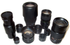 Objective Lenses for C-Mount Cameras