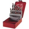 Milwaukee Bit Cobalt Twist Drill Kit 15 Pieces 48-89-0025 -- 48-89-0025