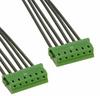Rectangular Cable Assemblies -- 455-3031-ND -Image