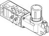 VABF-S1-2-R1C2-C-6 Regulator plate -- 555757-Image