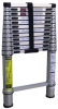 ALUMINUM TELESCOPIC LADDERS -- HTLAD-10 - Image
