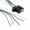 Optical Sensors - Photointerrupters - Slot Type - Logic Output -- OPB480P11Z-ND -Image