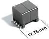 FCT1-xxM22SL Forward Mode Transformers for 25 Watt PoE Applications -- FCT1-120M22SL -Image